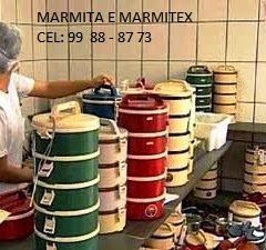 Marmitas e Marmitex da Cleusa Barbosa