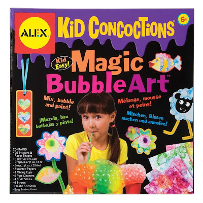 Kid Concoctions Magic Bubble Art Kit