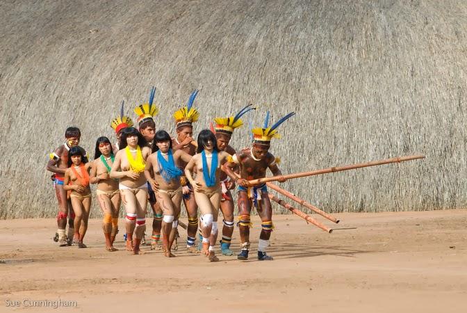 Xingu, Suku Telanjang Di Pedalaman Amazon | Nambenk