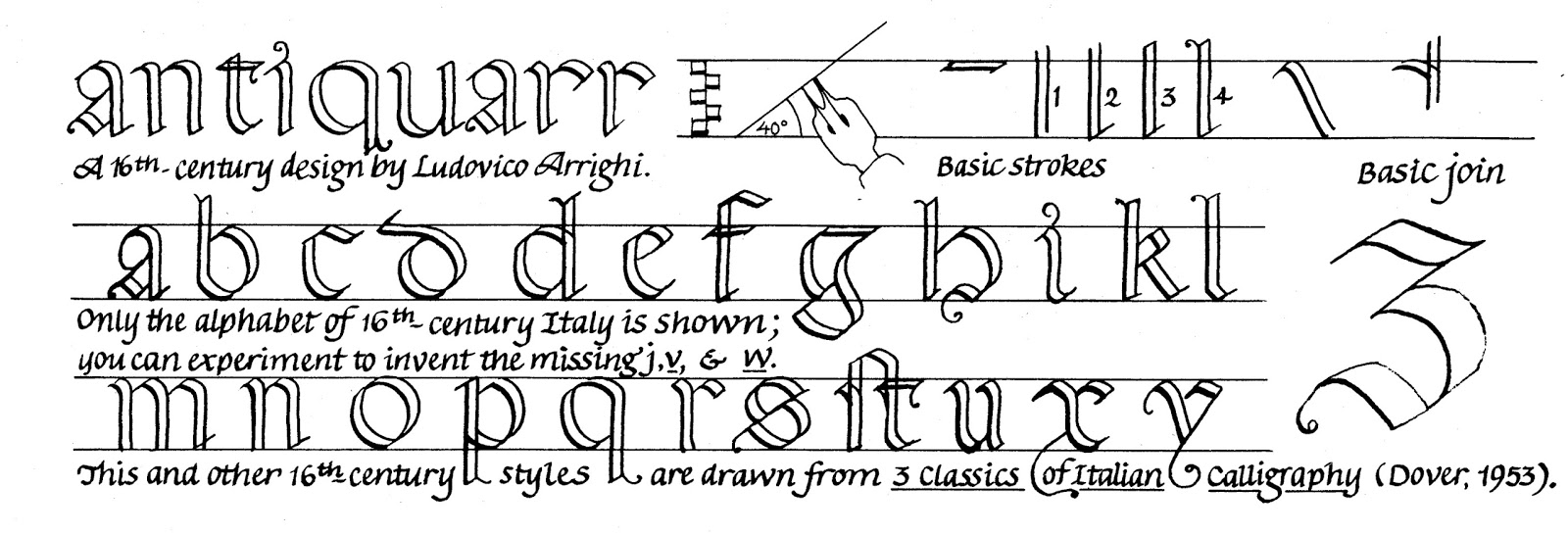 ... calligraphy, and when lower case letters were softening from Gothic to