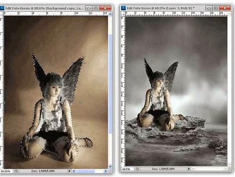 Tutorial Cara Belajar Edit Foto Keren dengan Photoshop