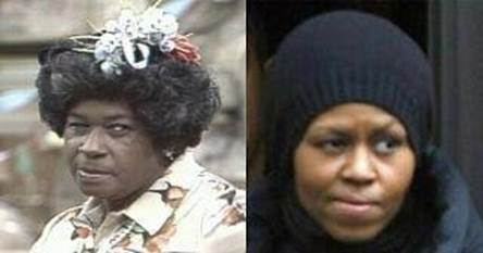 aunt esther michelle obama