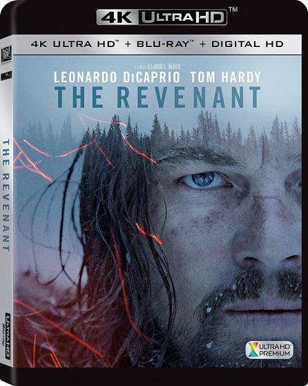 The Revenant 4K (El Renacido 4K) (2015) 2160p 4K UltraHD HDR BluRay REMUX 46GB mkv Dual Audio DTS-HD 7.1 ch
