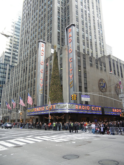 Radio City Music Hall 2011