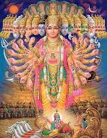 Viswaroopa (Vishnu,Brahma,Shiva)