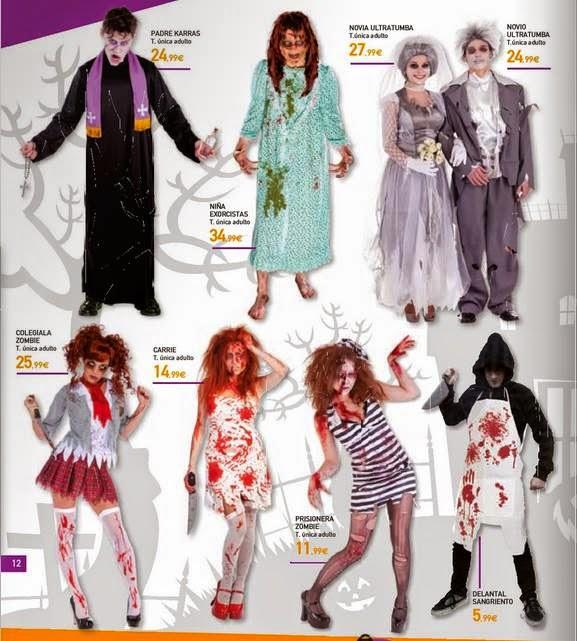 Disfraz Adultos Haloween 2014 Toy