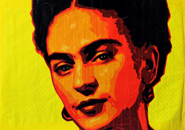 israeli contemporary tape art artist Sonya Bronya Benigeler modern