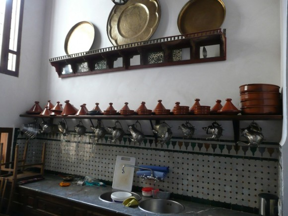 Dar am na cocinas so adas for Moroccan inspired kitchen design