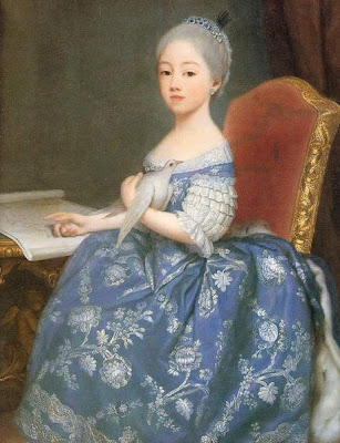Portrait of Marie-Joséphine-Louise de Savoy