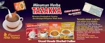 Minuman Herbal Tazakka