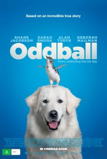 ODDBALL AND THE PENGUINS (2015)