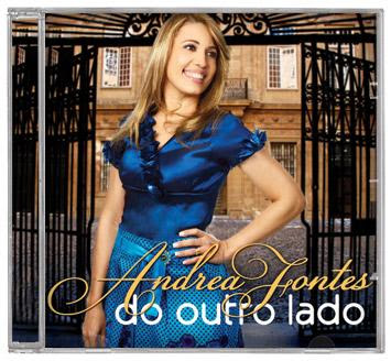 Download CD Andrea Fontes   Do outro Lado
