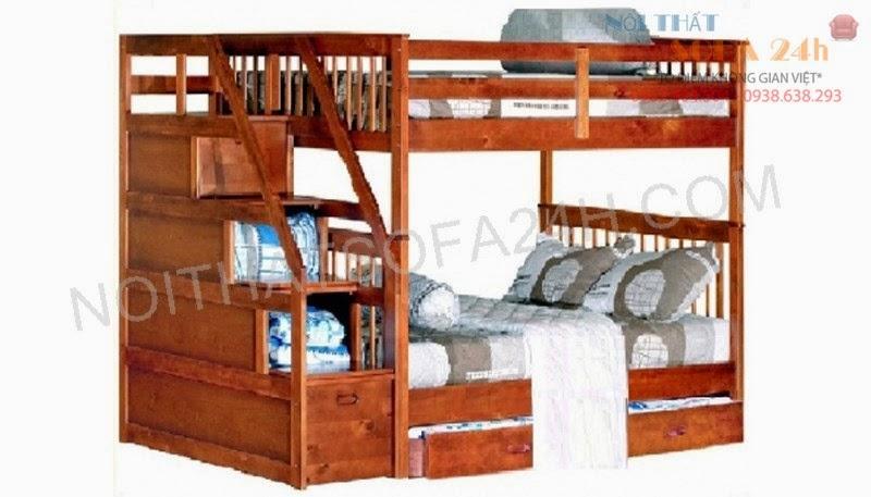 Giường tầng GT020