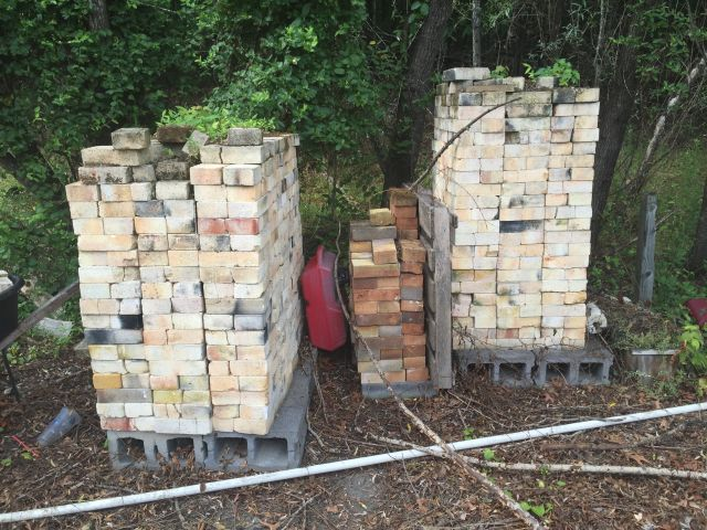 Bricks For Sale >> Clay Club Used Fire Bricks For Sale Morganton Nc