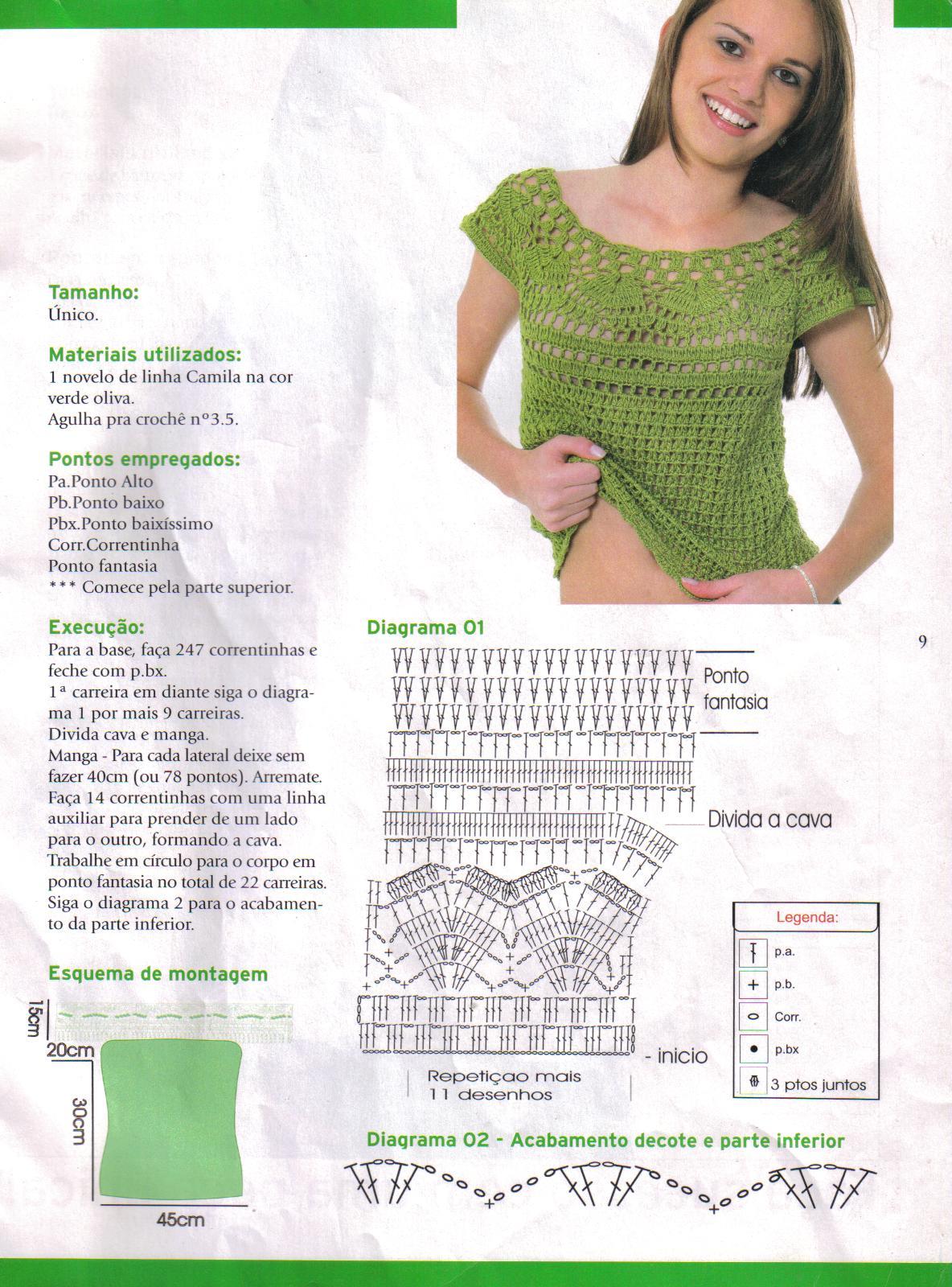 Sueter Tejido A Crochet Para Dama - Sweater Grey