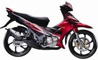 New Yamaha 125ZR 2012