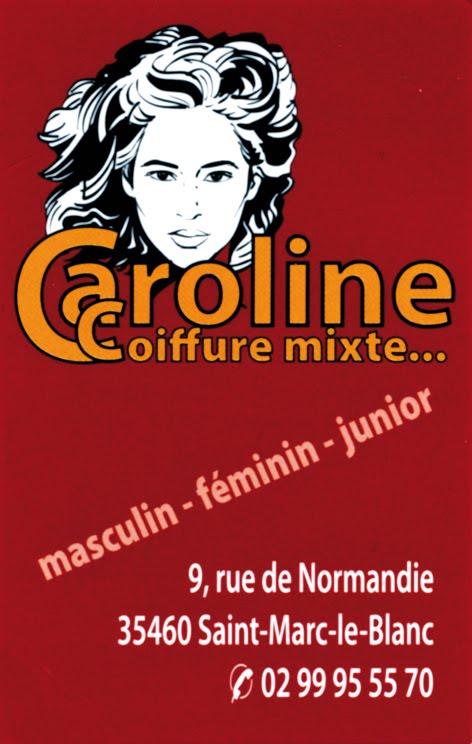 Caroline coiffure