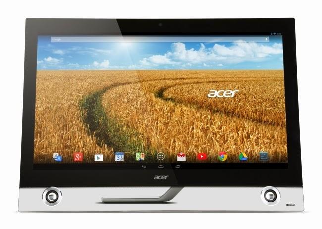 Моноблок - android Acer ТА272HUL