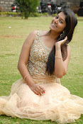Kavya Kumar Latest Pics in Gown-thumbnail-1