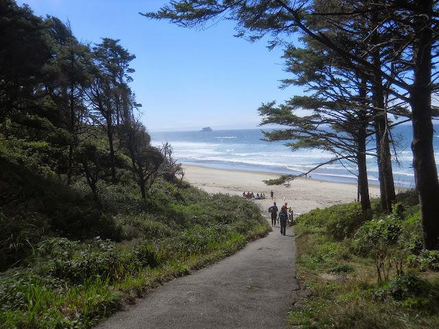 Hug Point State Recreation Area
