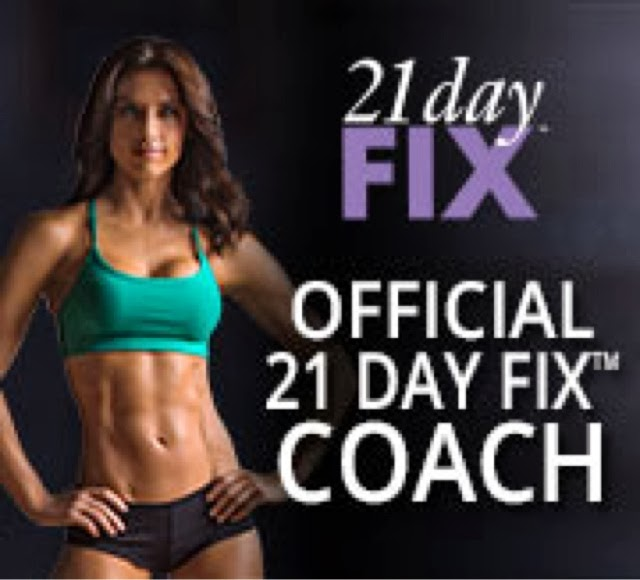 lose 8-15 lbs with the 21 day fix challenge group