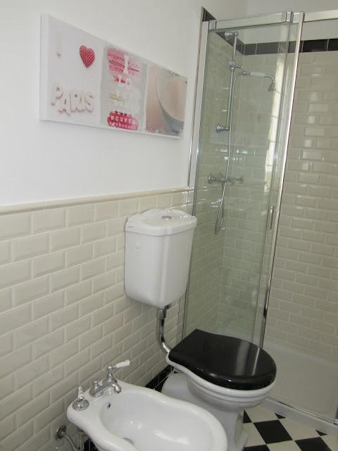 Astenersi no perditempo prima dopo bagno in stile d co - Box doccia globo ...