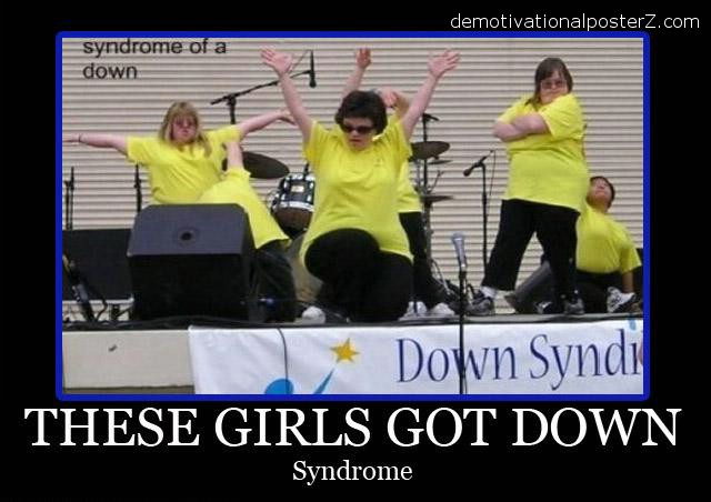 down syndrome funny cruel
