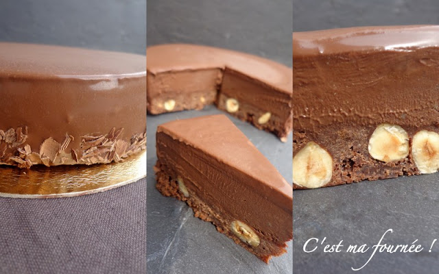 Gateau royal pierre herme