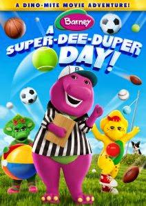 A Super-Dee-Duper Day!