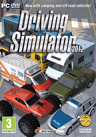 Driving Simulator PC Game Full TiNYiSO Descargar 2012
