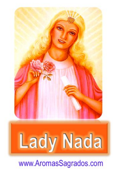 Elixir consagrado para invocar a Lady Nada