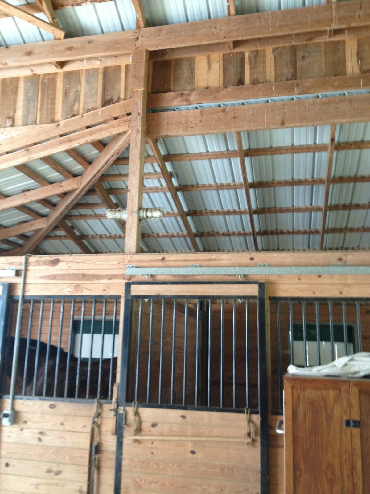 Curtis pdf plans horse barn floor plans small for Small horse barn plans