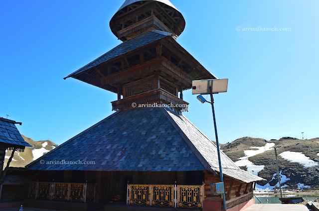 Prashar Lake, Prashar Rishi, Temple, Mandi