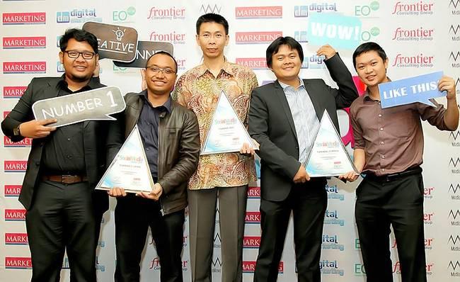 Mio, V-ixion dan Jupiter Mendapat Penghargaan Social Media Achievement Award