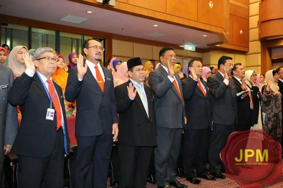 1 5 Juta Kakitangan Penjawat Awam Bantah Penutupan Bahagian Pinjaman Perumahan NajibRazak Alihamsa55