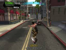 Free Download Games Tony Hawk's American Wasteland PS2 ISO