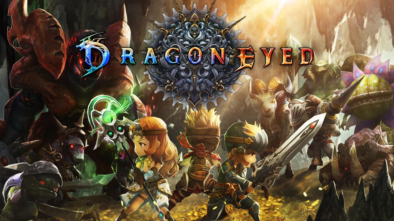 Dragon Eyed Gameplay IOS / Android