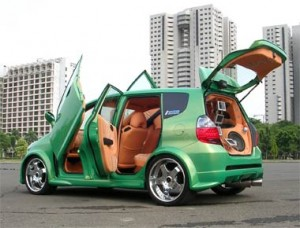 Car New Modif 2012