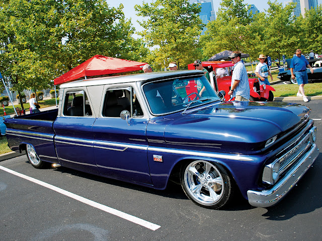 1962 Chevy Truck Contest Pics