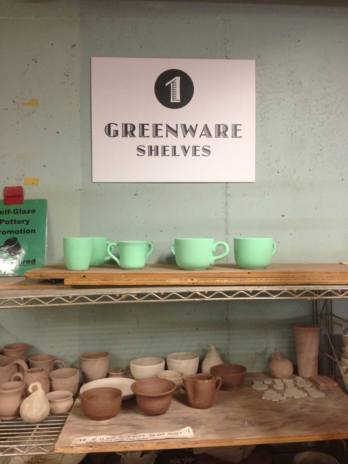 greenware