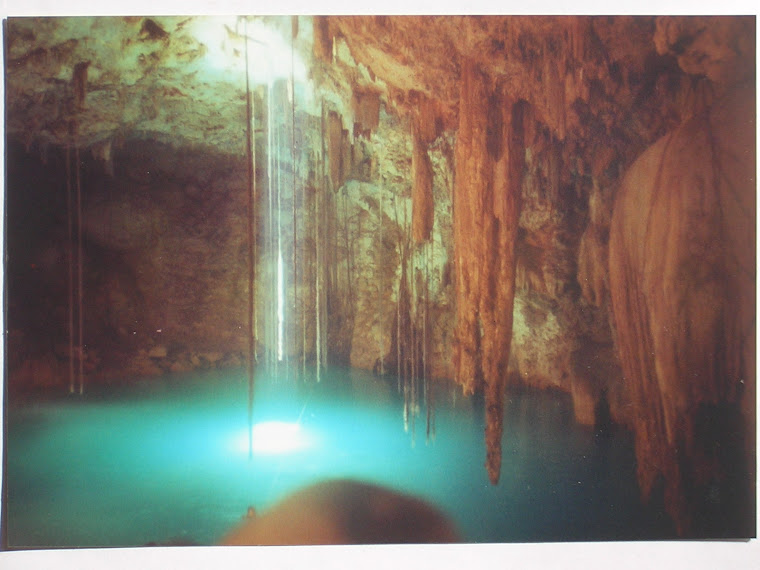 yucatan caverns