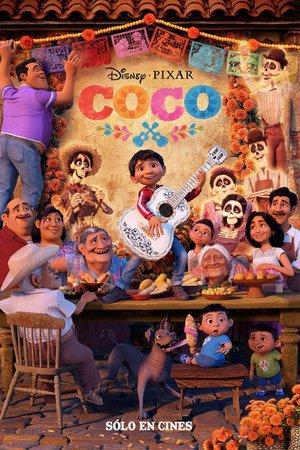 Coco (2017)[BRRip 720p] [Latino] [1 Link] [MEGA]