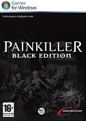Painkiller: Black Edition PC Cover