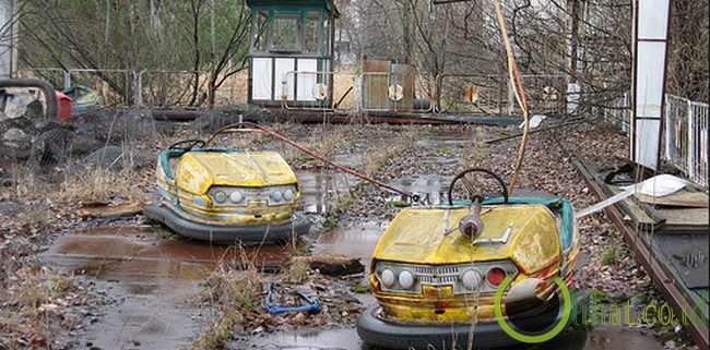 Chernobyl - $ 200 Miliar
