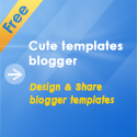 Cute Templates Blogger