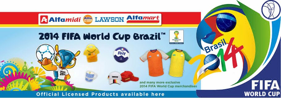 Alfamart Official Partner Merchandise