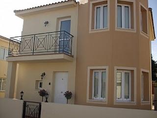 Cyprus Protaras Modern Villas Designs