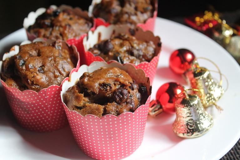 Fruit cupcake recipes easy