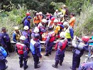 Hallados cuerpos sin vida de mujeres arrastradas por río Las González