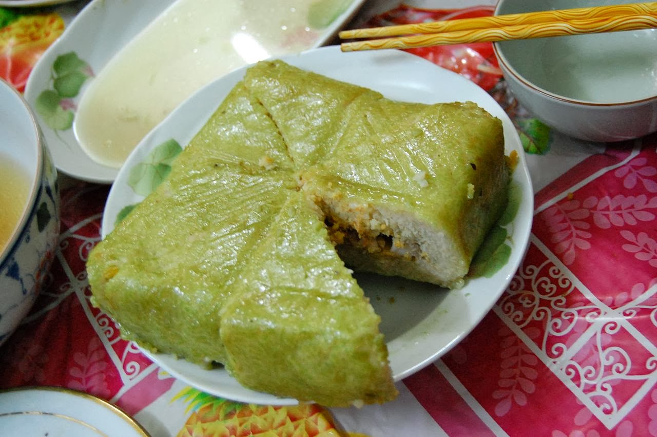 Banh Chung (Vietnamese Rice Cakes) Recipe — Dishmaps